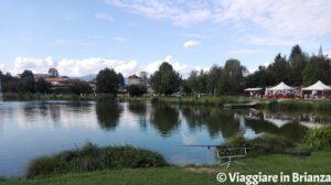 Pesca al laghetto di Giussano