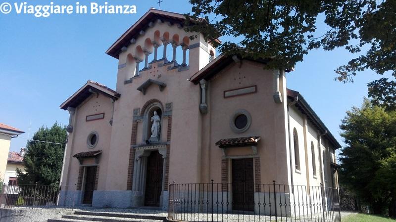 Renate, la Chiesa dei Santi Alessandro e Mauro