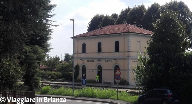 La stazione di Triuggio