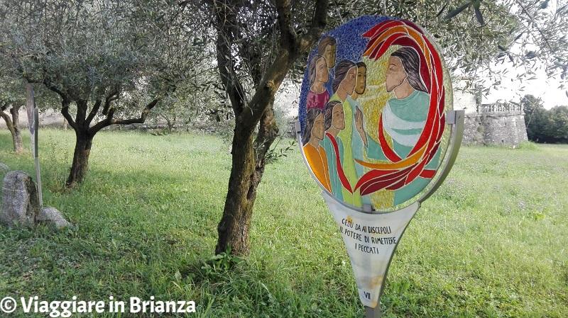 La Via Crucis di Villa Sacro Cuore