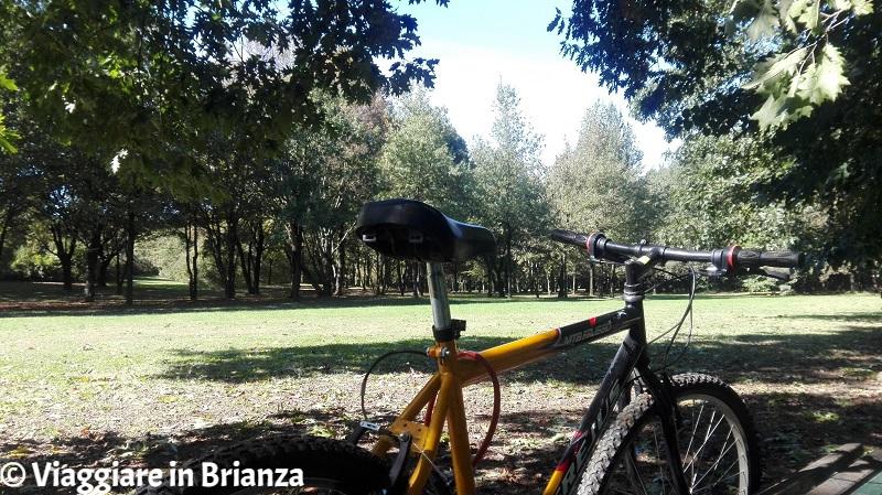 Cicloturismo in Brianza