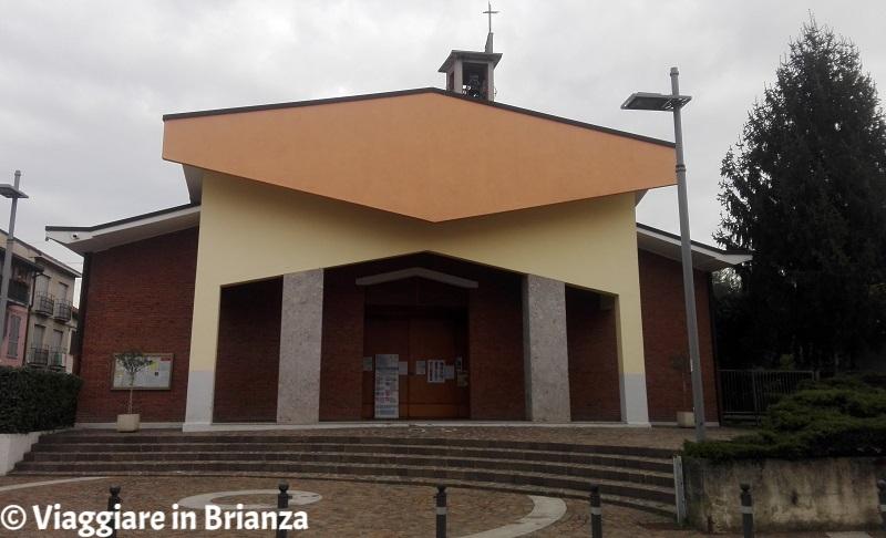 Cosa fare a Cesano Maderno, la Chiesa di San Bernardo Abate