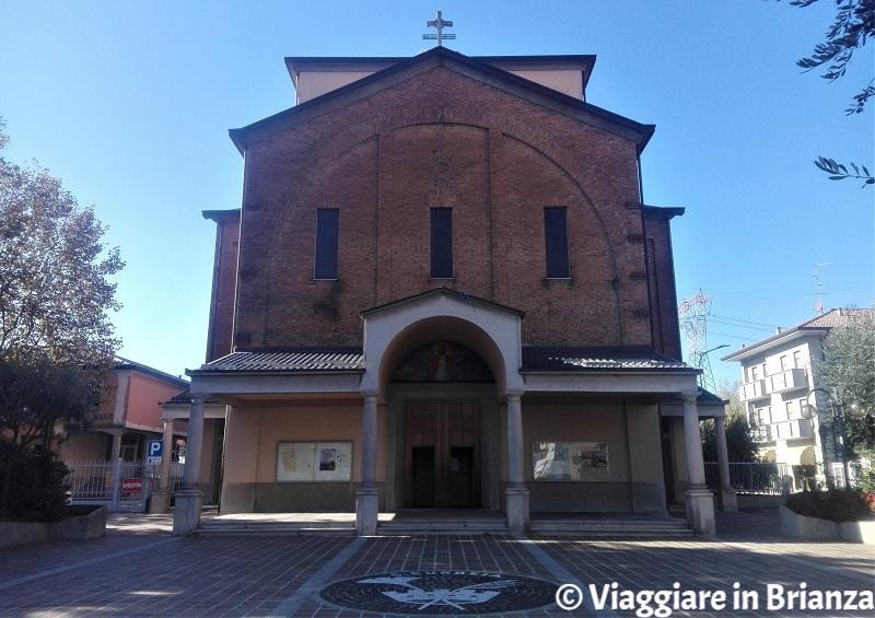 Cosa fare a Cesano Maderno, la Chiesa di Sant'Eurosia