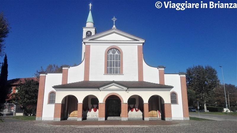 Cosa fare a Cesano Maderno, la Chiesa dei Santi Ambrogio e Carlo