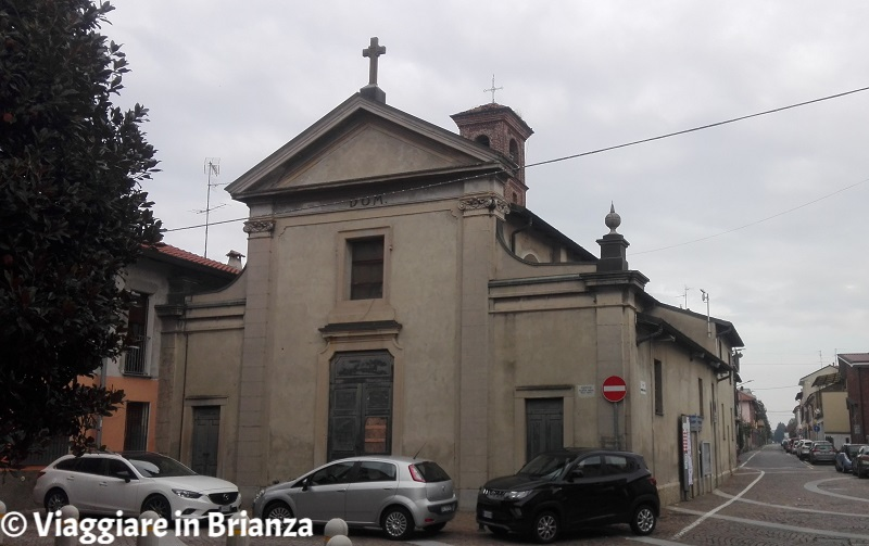 Cosa fare a Cesano Maderno, l'Oratorio di San Bernardo
