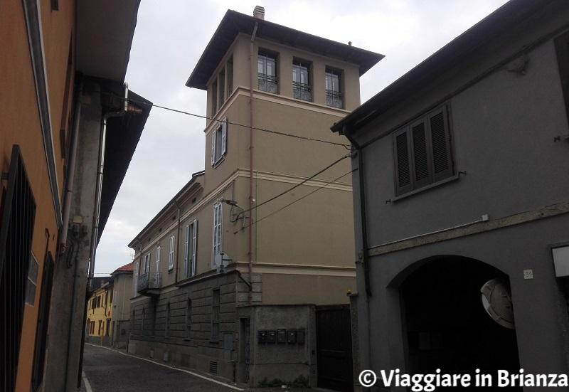 Cosa fare a Cesano Maderno, il Palazzetto di via San Bernardo