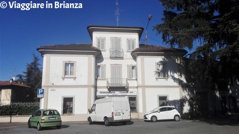 Cosa fare a Cesano Maderno, Palazzo Carimati