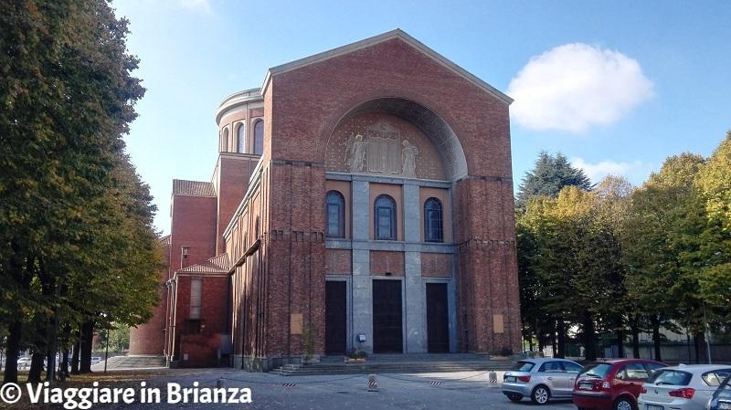 Cosa fare a Meda, la Chiesa di Santa Maria Nascente