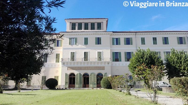 Cosa fare a Meda, Villa Antona Traversi