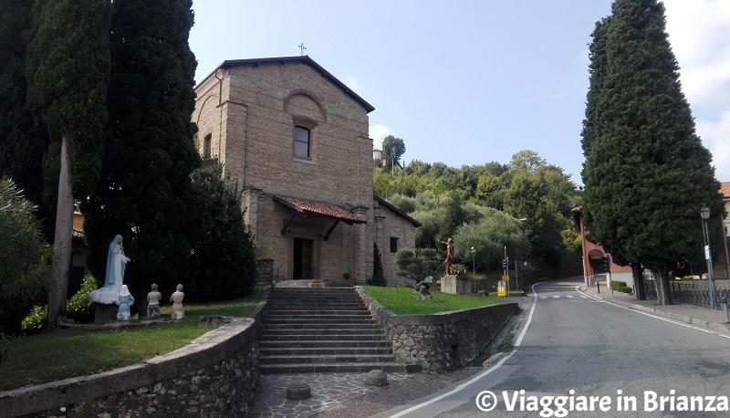 Cosa fare a Montevecchia, la Chiesa di San Giovanni Battista Martire