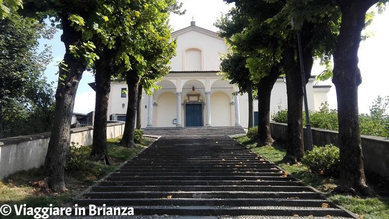 Cosa fare a Montevecchia, il Santuario della Beata Vergine del Carmelo