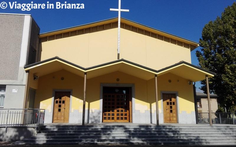 Cosa fare a Seveso, la Chiesa di San Carlo Borromeo