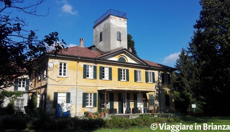 Cosa fare a Seveso, Villa Dho