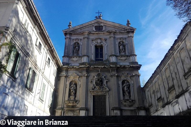 Meda, la Chiesa di San Vittore