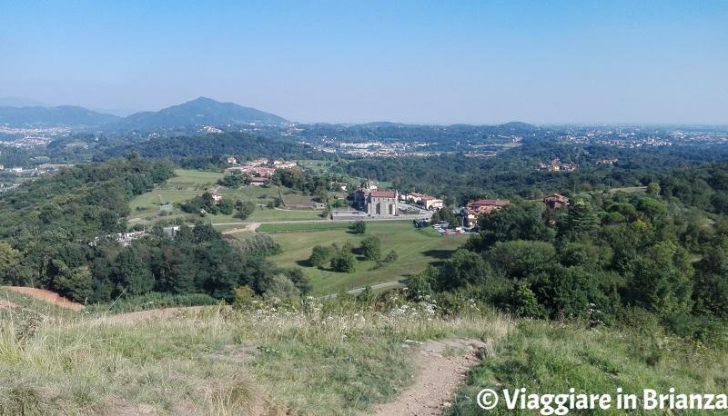 Il Parco Regionale di Montevecchia e della Valle del Curone