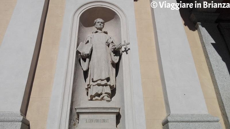 Santuario del Santo Crocifisso di Meda, San Giovanni Oldrati
