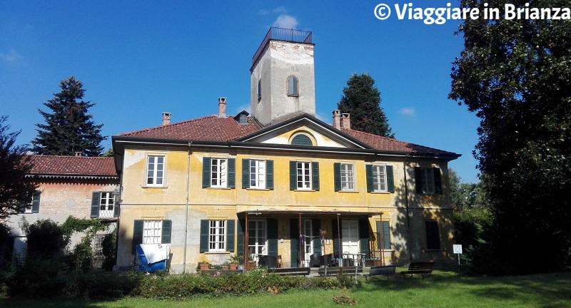 Seveso, Villa Dho