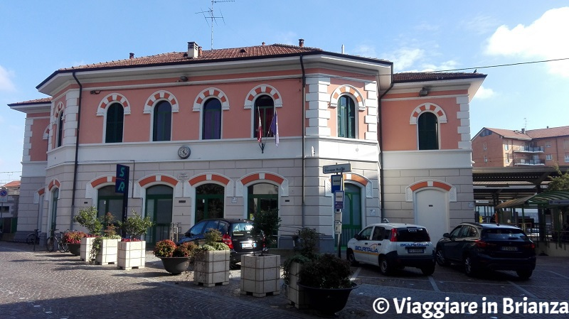 La stazione di Seveso