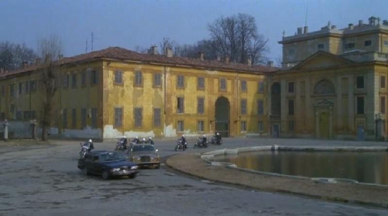 Asso nella Villa Reale a Monza
