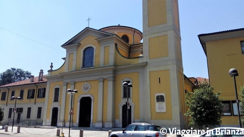 Bovisio Masciago, la Chiesa di San Pancrazio