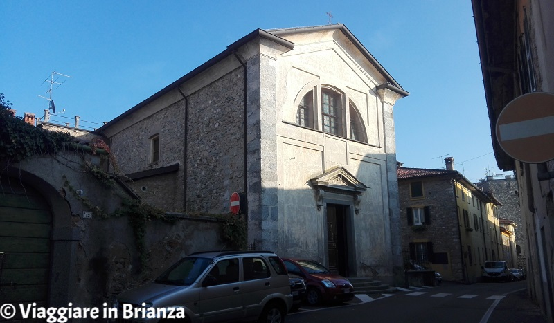 Cosa fare ad Alzate Brianza, la Chiesa di San Giorgio