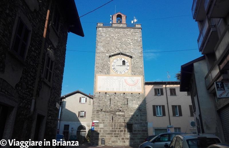 Cosa fare ad Alzate Brianza, la Torre Civica