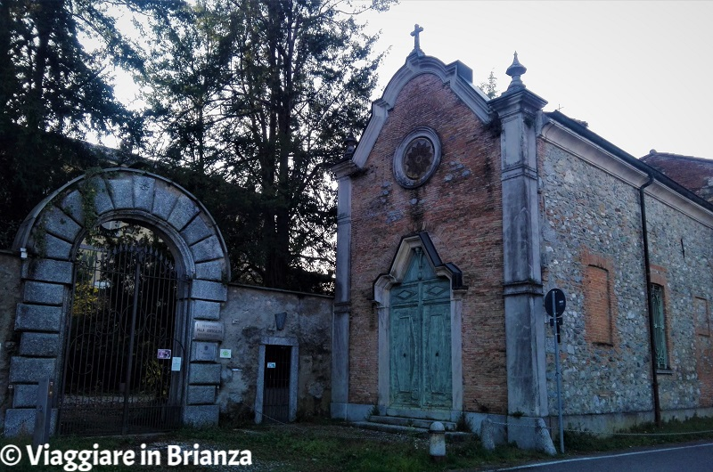 Cosa fare ad Alzate Brianza, Villa Odescalchi