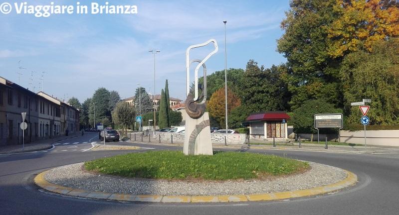 Cosa fare a Biassono, il Monumento dell'Autodromo