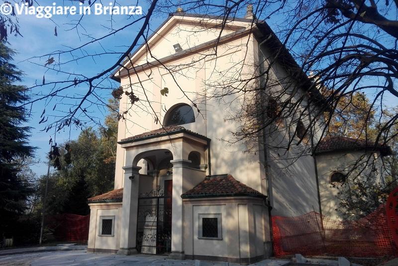 Cosa fare a Biassono, il Santuario della Madonna della Brughiera