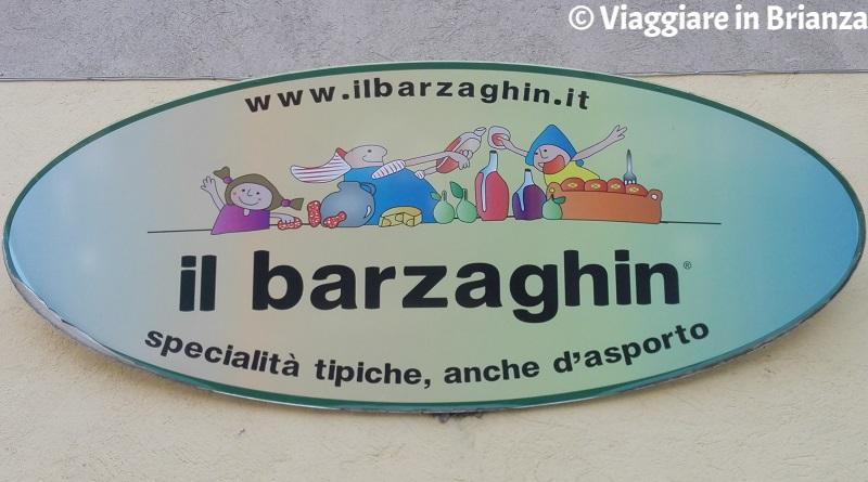 Cosa fare a Brenna, Il Barzaghin