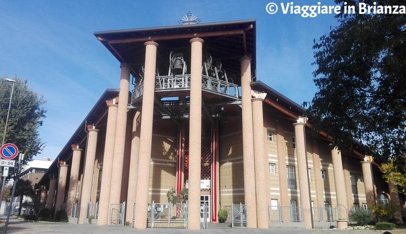 Cosa fare a Desio, la Chiesa di San Giovanni Battista