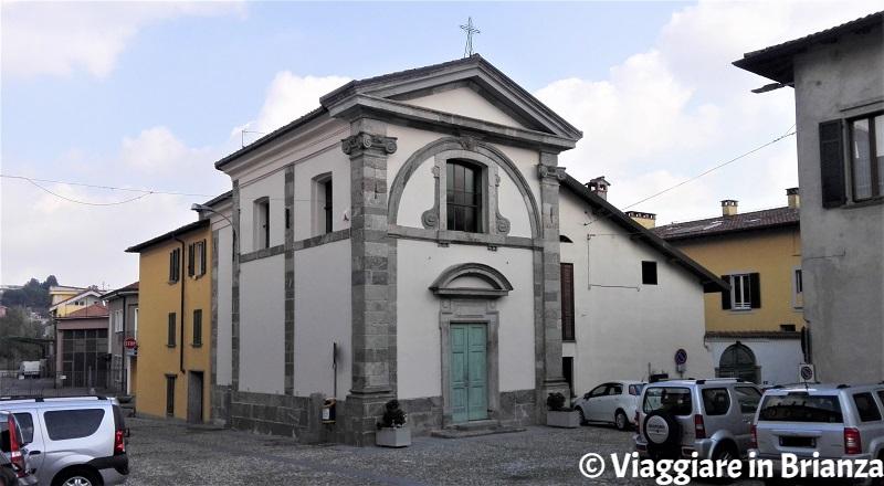 Cosa fare a Inverigo, la Chiesa di San Giuseppe a Cremnago