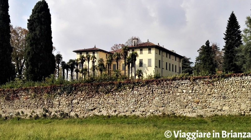 Cosa fare a Inverigo, Villa Sormani
