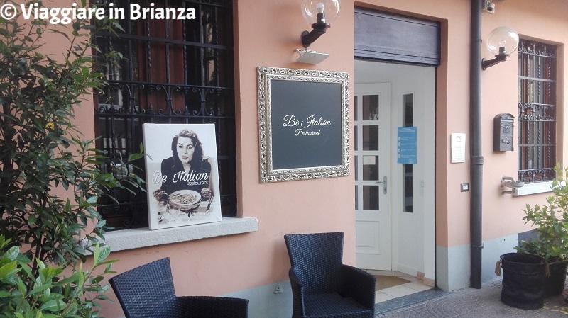 Cosa fare a Seregno, Be Italian Restaurant