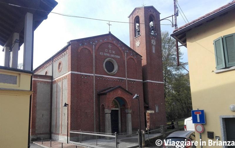 Cosa fare a Triuggio, la Chiesa di Sant'Antonio da Padova