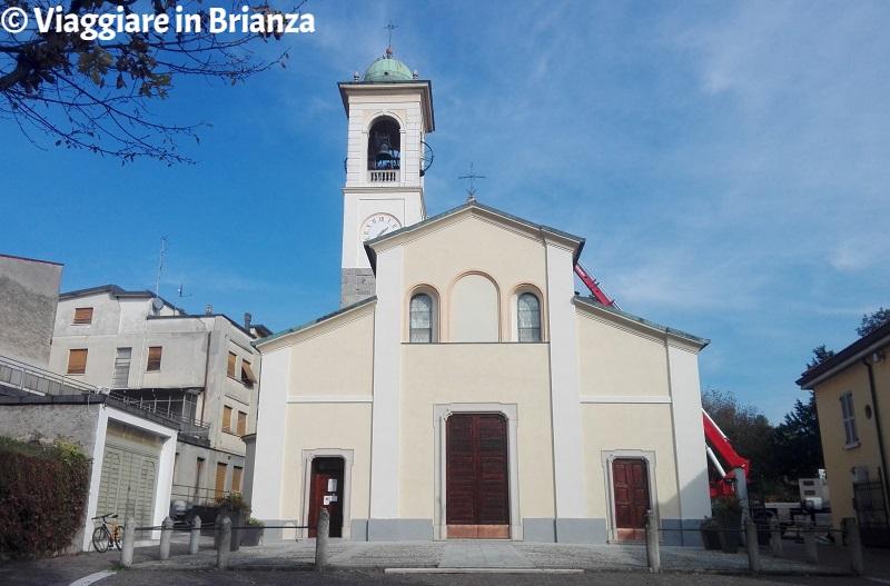 Cosa fare a Triuggio, la Chiesa di Santa Maria Assunta