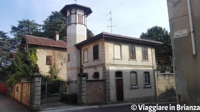Cosa fare a Triuggio, Villa Monterosso