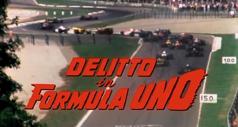 Delitto in Formula Uno a Monza