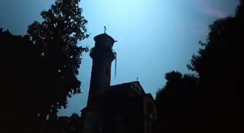 Film girati al Parco di Monza, Frankenstein oltre le frontiere del tempo