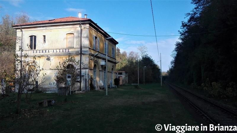 La linea ferroviaria Como-Lecco