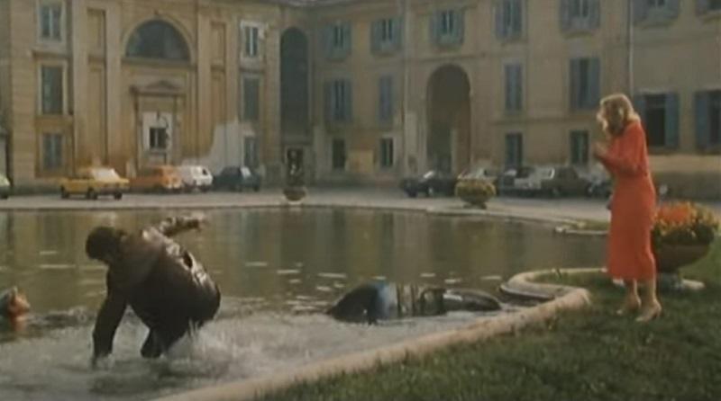 Mani di velluto in Villa Reale a Monza