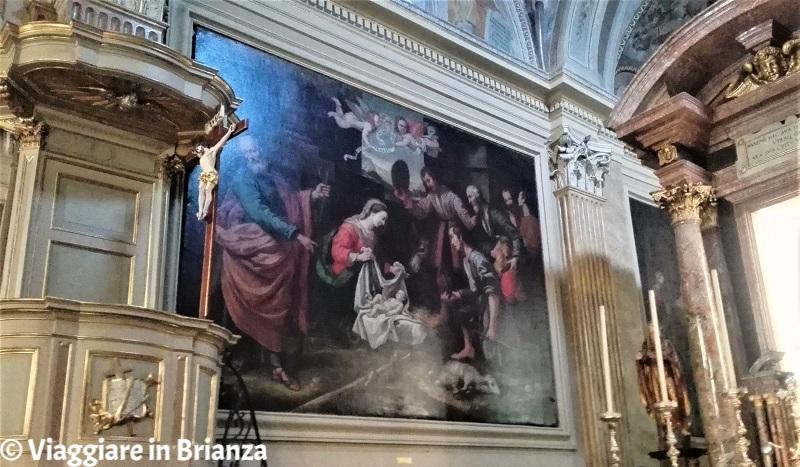 La Natività nella Chiesa di Santa Maria Assunta a Triuggio