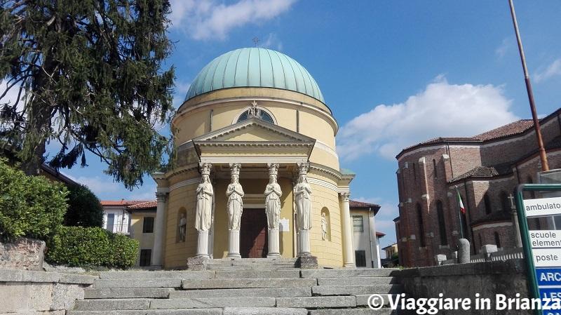 La Rotonda di Tregasio a Triuggio di Luigi Cagnola