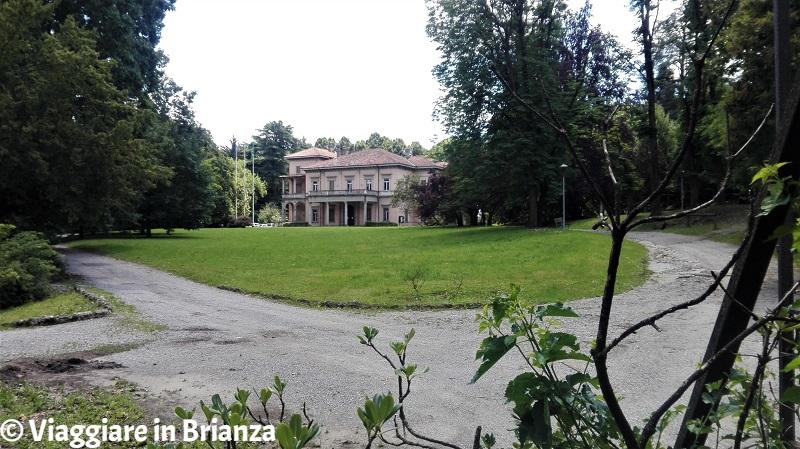 Sagre in Brianza, Villa Campello ad Albiate