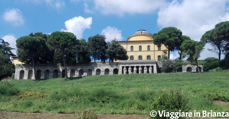 Villa La Rotonda a Inverigo