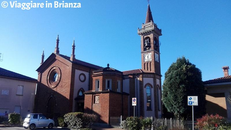 Cosa fare a Briosco, la Chiesa della Beata Vergine Immacolata e dei Tre Fanciulli