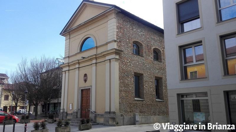 Cosa fare a Giussano, la Chiesa della Beata Vergine Addolorata