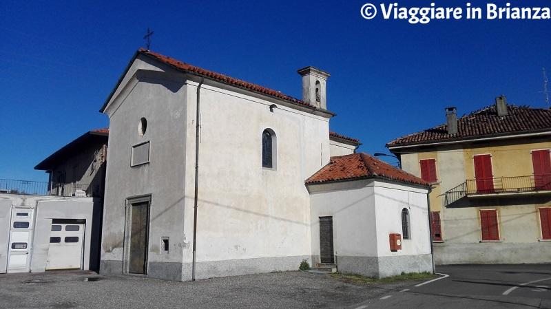 Cosa fare a Inverigo, la Chiesa di Sant'Antonio
