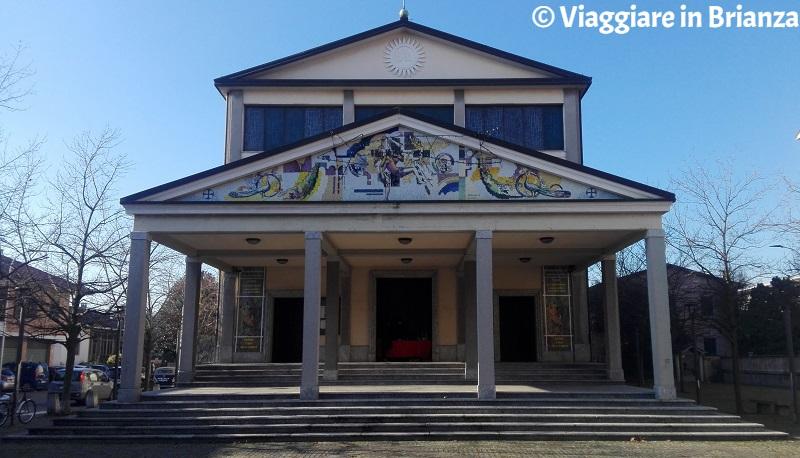 Cosa fare a Seregno, la Chiesa della Beata Vergine Addolorata al Lazzaretto