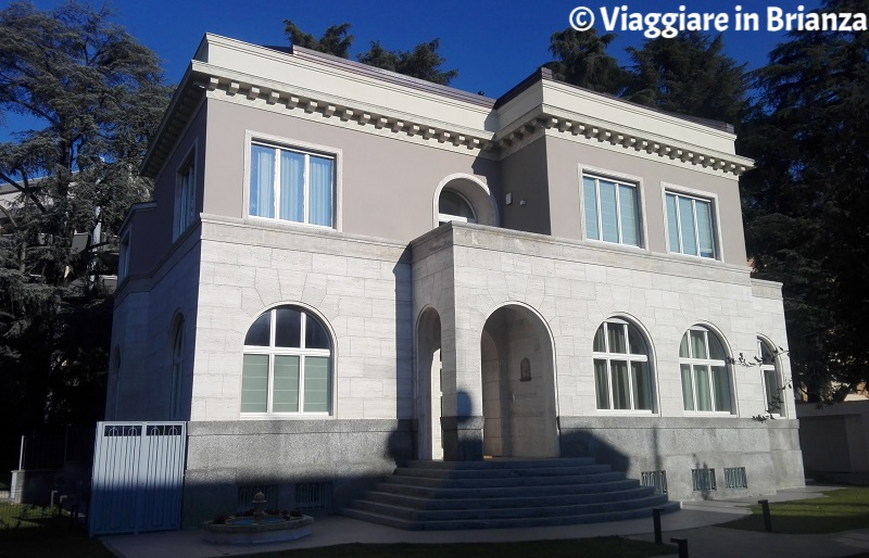 Cosa fare a Seregno, Villa Rivolta